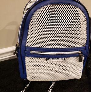 Michael Kors Sport Mesh Backpack
